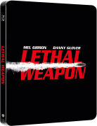 Lethal Weapon - Zavvi Exclusive Limited Edition Steelbook (Ultra Limited)