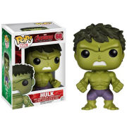 Figura Pop! Vinyl Bobble Head Hulk - Vengadores: La era de Ultrón