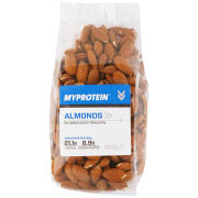 Natural Nuts (Whole Almonds)  Unflavoured  400g
