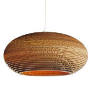 Image of Graypants Disc Pendant Lamp - 16 Inch