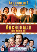 Anchorman the legend of ron burgundy anchorman 2 the legend continues