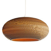 Image of Graypants Disc Pendant Lamp - 24 Inch