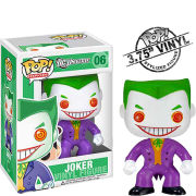 DC Comics The Joker Funko Pop! Figur