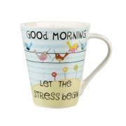 The Good Life Good Morning Mug