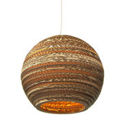Image of Graypants Moon Pendant Lamp - 10 Inch