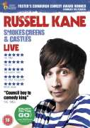 Russell Kane: Smokescreens and Castles Live (Includes MP3 Copy)