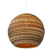 Image of Graypants Moon Pendant Lamp - 14 Inch
