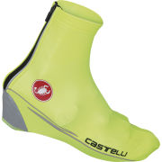 Castelli Nano Shoecover Socks  Yellow  S