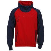Boxfresh Men's Bade Jacket - Red/Navy