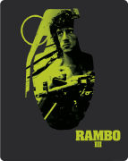 Rambo III - Zavvi Exclusive Limited Edition Steelbook