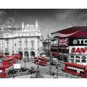 London Piccadilly Circus - Mini Poster - 40 x 50cm