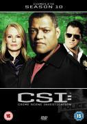 CSI: Crime Scene Investigation - Seizoen 10 - Compleet