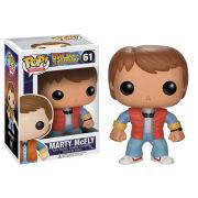 Zurück in die Zukunft Marty Mcfly Pop! Vinyl Figur