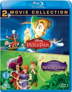 Peter Pan 1 en 2 Duo Pack