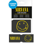 Nirvana Smiley - Card Holder