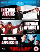 Image of Infernal Affairs Trilogy