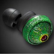 Quarkie Earphones  Chameleon Eye