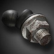 Quarkie Ohrhörer, Rostige Schraube