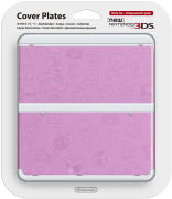 Image of New 3DS Pink Super Mario Bros. Faceplate