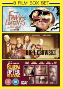 Fear and Loathing in Las Vegas / Big Lebowski / Burn After Reading