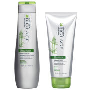 Biolage Advanced FibreStrong Shampoo and Conditioner for Fragile Hair 200ml