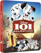 Image of 101 Dalmatians - Zavvi Exclusive Limited Edition Steelbook (The Disney Collection #10)