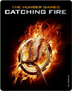The Hunger Games: Catching Fire - Steelbook Edition (Includes DVD and UltraViolet Copy) (UK EDITION)