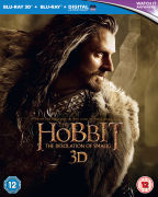 The Hobbit: The Desolation of Smaug 3D (Bevat UltraViolet Copy en 2D Versie)