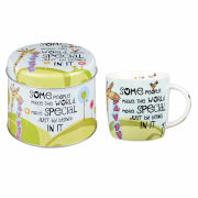 The Good Life Special People Mug In Tin