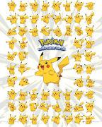 Pokémon Pikachu - Mini Poster - 40 x 50cm