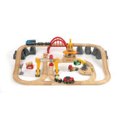 Image of Brio Cargo Railway Deluxe Set In Tub