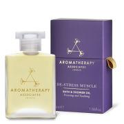 Aromatherapy Associates De-Stress Muscle Bath & Shower Oil 55ml фото