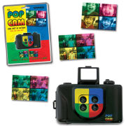 Pop Art 35mm Camera