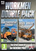 Workman Double Pack - Road Construction & Utility Vehicle Simulator