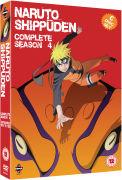 Naruto Shippuden - Complete Series 4: Episodes 154-192