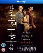 Twilight Saga (Quad Pack)