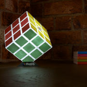 Rubik's Cube Desk Light
