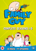 Family Guy Seasons 1  5 Box Set