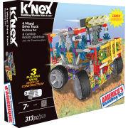 K'NEX 4 Wheel Drive Truck (11414)