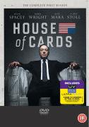 House of Cards - Seizoen 1 (Bevat UltraViolet Copy)
