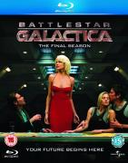 Battlestar Galactica Series Final Season