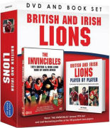 British and Irish Lions (Includes Book)