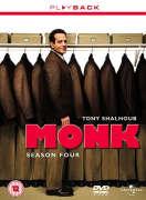 Monk - Season 4
