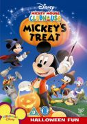 Mickey Mouse Clubhouse - Mickeys Halloween Treat
