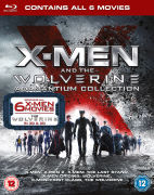 X-Men and The Wolverine Adamantium Collection (Includes UltraViolet Copy)