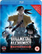 Fullmetal Alchemist Brotherhood - Part 5: Episodes 53-64