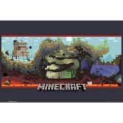 Minecraft Underground - Maxi Poster - 61 x 91.5cm