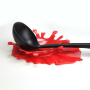 Splashed Spoon Rest