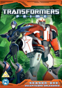 Transformers Prime Decepticons Unleashed  Series 1 Volume 3