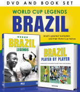 World Cup Legends Brazil (Includes Book)